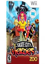 1053 - Skate City Heroes