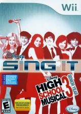 1198 - Disney Sing It: High School Musical 3 Senior Year