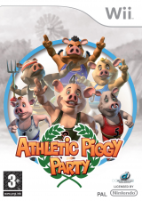 1314 - Athletic Piggy Party