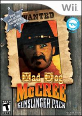 1396 - Mad Dog McCree: Gunslinger Pack