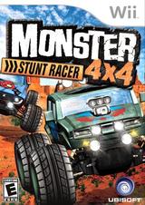 1658 - Monster 4x4 Stunt Racer