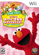 2282 - Sesame Street: Elmo's A-to-Zoo Adventure