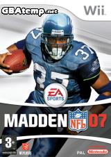 0035 - Madden NFL 07