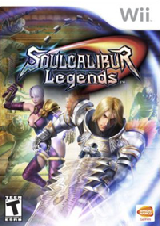 0389 - Soul Calibur Legends