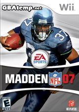 0041 - Madden NFL 07