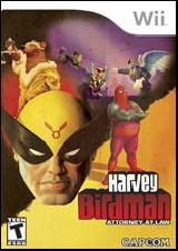 0499 - Harvey Birdman Attorney At Law