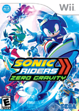 0571 - Sonic Riders: Zero Gravity
