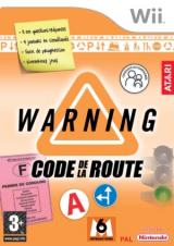 0756 - Warning Code De La Route