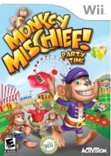 0990 - Monkey Mischief: Party Time