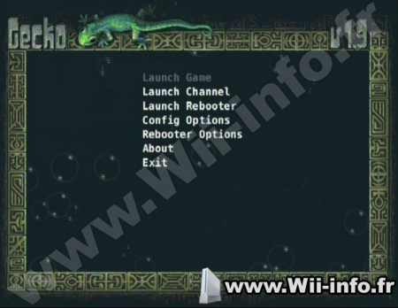 Gecko OS v1.9.3.1 Download - (Wii, Applications ...